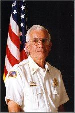 Volunteer Assistant Chief Joseph Robinson