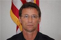 Dale McDorman Deputy Chief of Police headshot