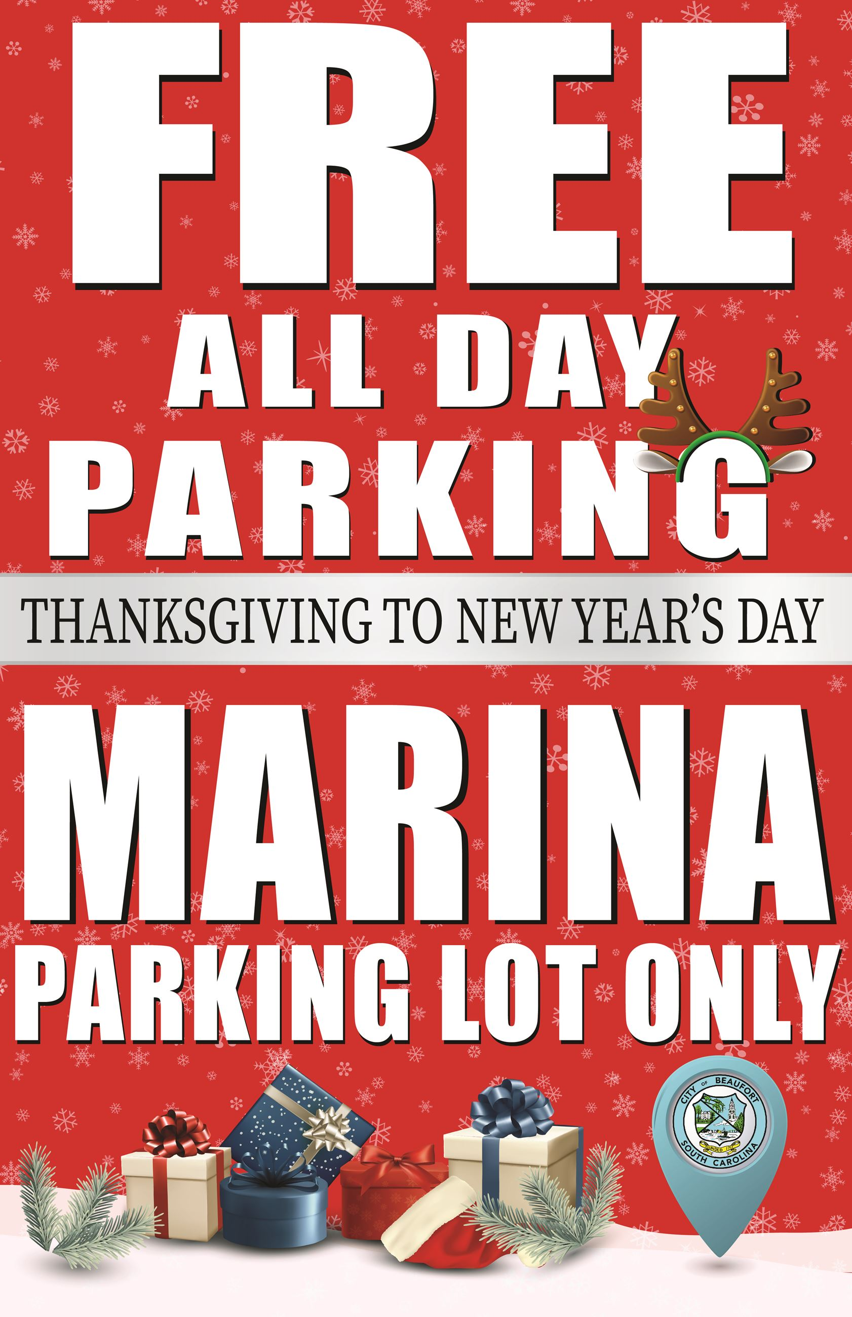 City Free Parking Poster-01 (002) (003)